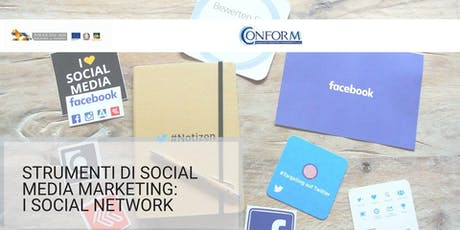 Strumenti di Social Media Marketing: i Social Network biglietti