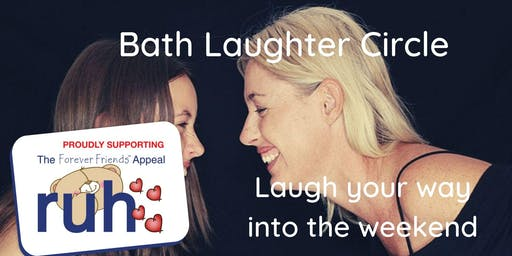 Bath Laughter Circle Charity Launch Event