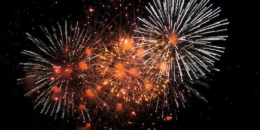 St George's Fireworks Party 2019