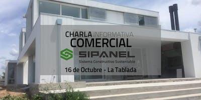 Tendencias en la Construcción - Charla COMERCIAL SIPANEL