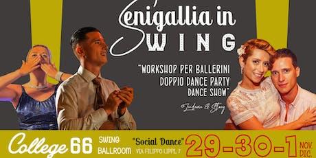 Senigallia in Swing | 30 Novembre biglietti