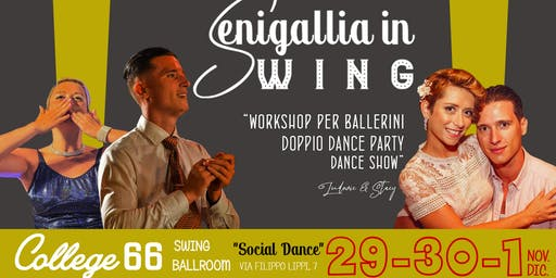 Senigallia in Swing | 30 Novembre