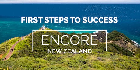 First Steps to Success Encore in Kaitaia, New Zealand - November 1-3, 2019 tickets