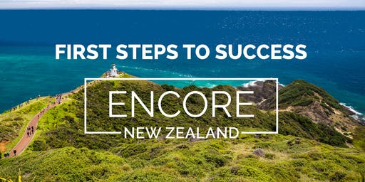First Steps to Success Encore in Kaitaia, New Zealand - November 1-3, 2019