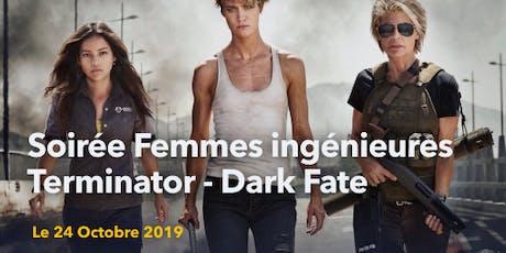 Soirée cinéma Femmes Ingénieure-TERMINATOR 6 billets