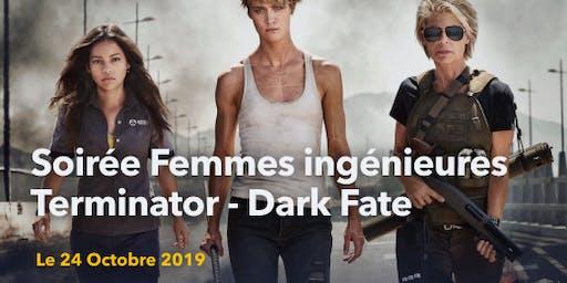 Soirée cinéma Femmes Ingénieure-TERMINATOR 6