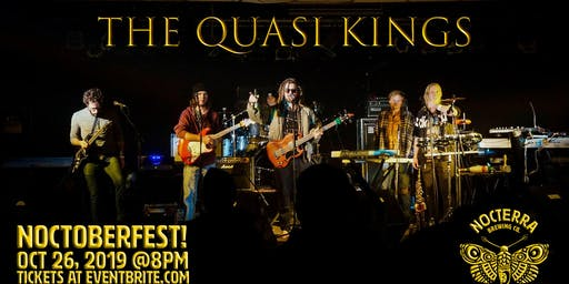 The Quasi Kings at Noctoberfest