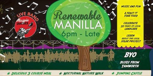 Renewable Manilla 100 Mile Night