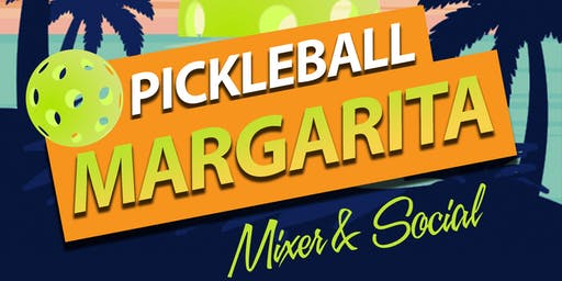 Pickleball Margarita Mixer