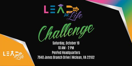 LEADing for Life Challenge tickets
