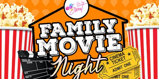 FAMILY MOVIE NIGHT IN MOUNT VERNON AT OHH SO SWEET CANDY BOUTIQUE