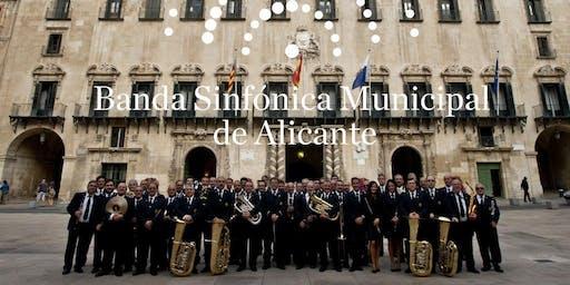 CONCIERTO Banda Sinfónica Municipal de Alicante (CULTURA EN BARRIOS)