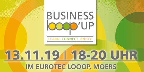 Business LooopUp Niederrhein Tickets