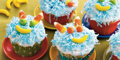Teen Time: Monster Cupcake Decorating