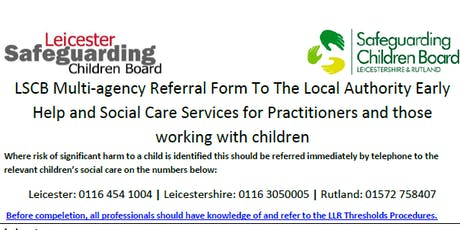 Working Together to Achieve an Effective Referral - Beaumanor Hall tickets
