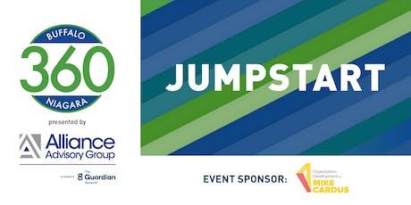 2019 BN360 Jumpstart #4 - Creating & Sustaining Team Performance tickets