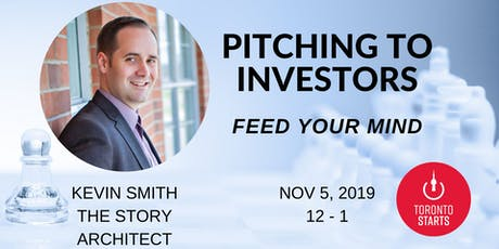 PITCHING TO INVESTORS WITH KEVIN SMITH tickets