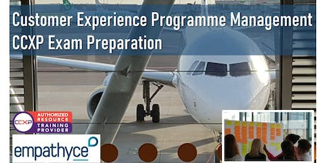 Customer Experience Competencies and CCXP Exam Preparation tickets