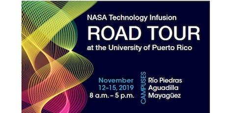 The NASA HBCU/MSI Technology Infusion Road Tour at University of Puerto Rico entradas