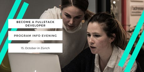 Full Stack Developer Program - Information Evening tickets
