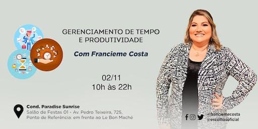 CURSO GERENCIAMENTO DE TEMPO E PRODUTIVIDADE