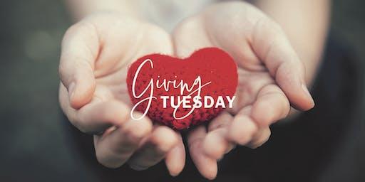 PAY IT FORWARD on #GivingTuesday