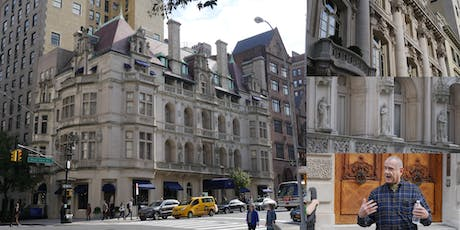 NYC's Gilded Age Mansions, Stories of Opulent Lifestyles & Family Scandals tickets