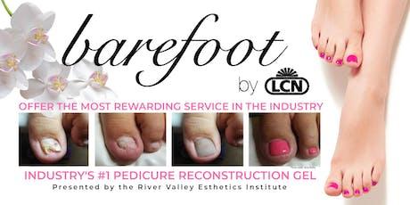 Barefoot Certification – Northwest Nail Tech Retreat tickets