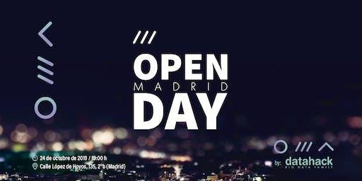 Open Day Datahack Madrid