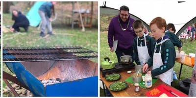 Scouts Hereford and Worcester Scout Camp Cooking Competition 2020