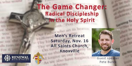 The Game Changer: Radical Discipleship in the Holy Spirit tickets