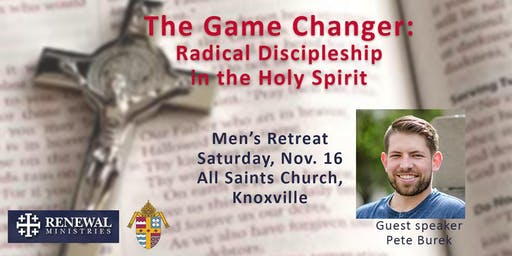 The Game Changer: Radical Discipleship in the Holy Spirit