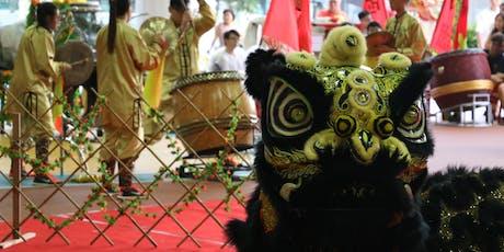 Ngee Ann Polytechnic Dragon & Lion Dance Arts Fiesta 2019 tickets
