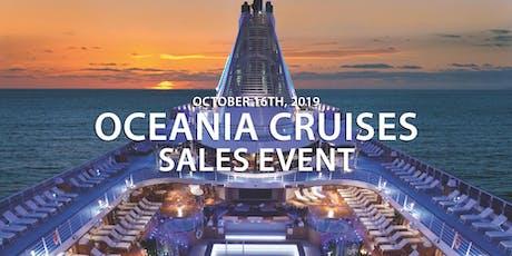 Oceania Cruises Event tickets