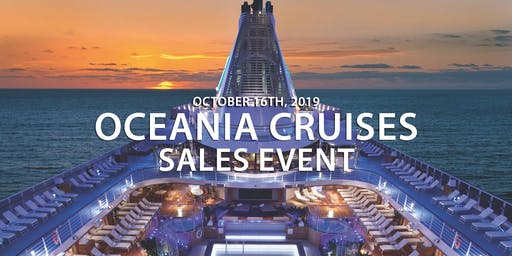 Oceania Cruises Event