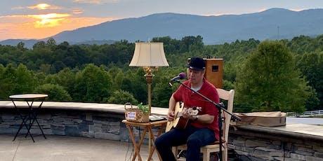 Music on the Terrace - Kristofer Goldman tickets