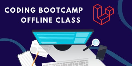 Laravel Bootcamp Coding tickets