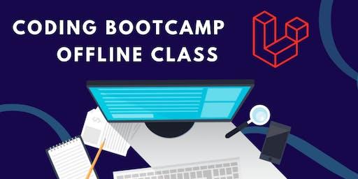 Laravel Bootcamp Coding