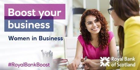 Orkney Women in Business #RoyalBankBoost tickets