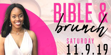 Bible and Brunch tickets