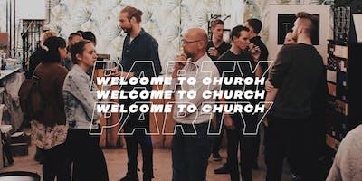 Welcome to Church Party, Arnhem/Nijmegen - 24 oktober