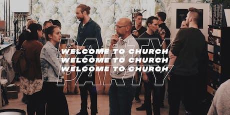Welcome to Church Party, Arnhem/Nijmegen - 24 oktober tickets