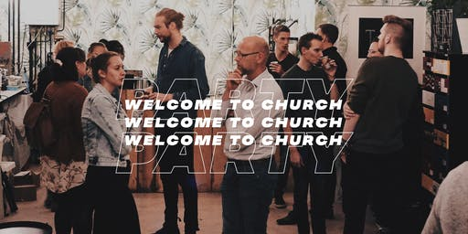 Welcome to Church Party, Arnhem/Nijmegen - 24 oktober
