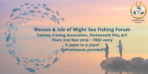 Angling Trust Wessex  and Isle of Wight Sea Fishing Forum