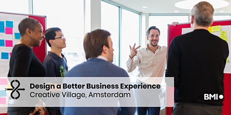 Design a Better Business Experience - Amsterdam - October 2020 tickets