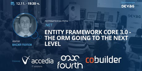 .NET: Entity Framework Core 3.0 - The ORM going to the next level tickets