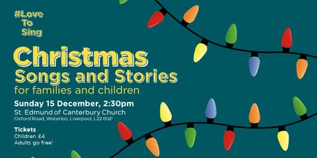 Christmas Songs and Stories tickets