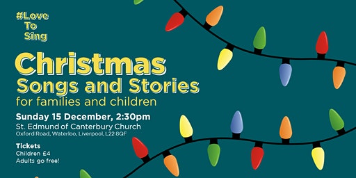 Christmas Songs and Stories