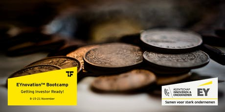 EYnovation™ Bootcamp | Get Investor Ready!  billets