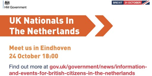 UK Nationals Outreach Event - Eindhoven